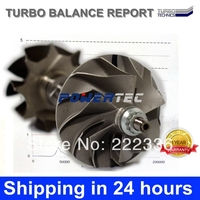gt1749V 750431-5012S 750431-5009S 750431 turbo shaft and wheel 11657794144 for BMW 320 d E46