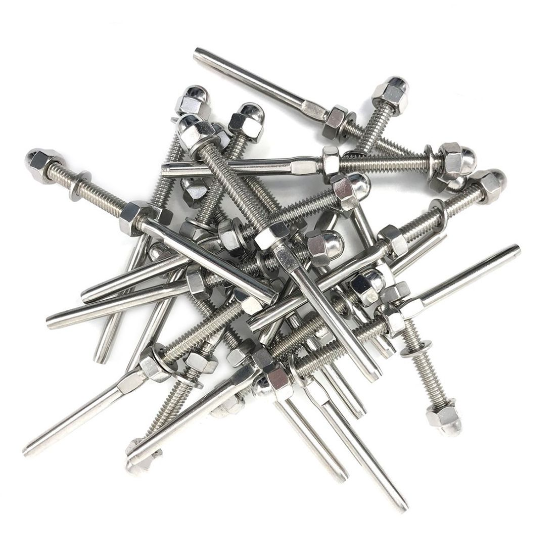 M5 RH , 3mm wire, Swage stud, T02 0305 01R stainless steel 316 ...