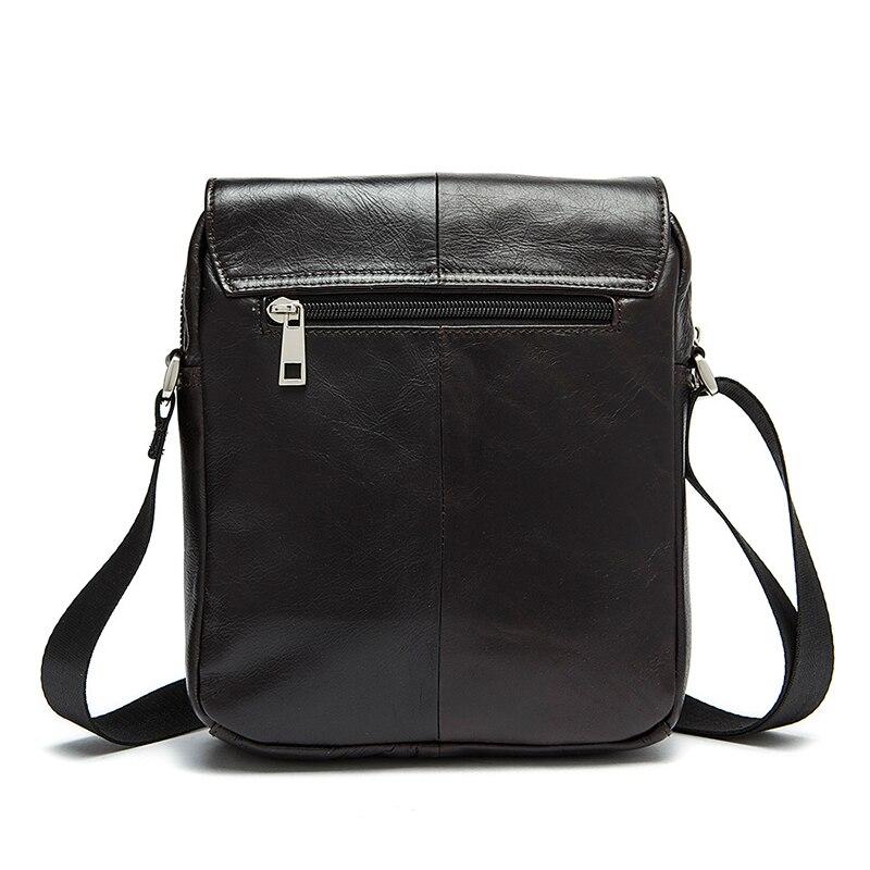 couro bolsa do homensageiro dos Ocasião : Versátil