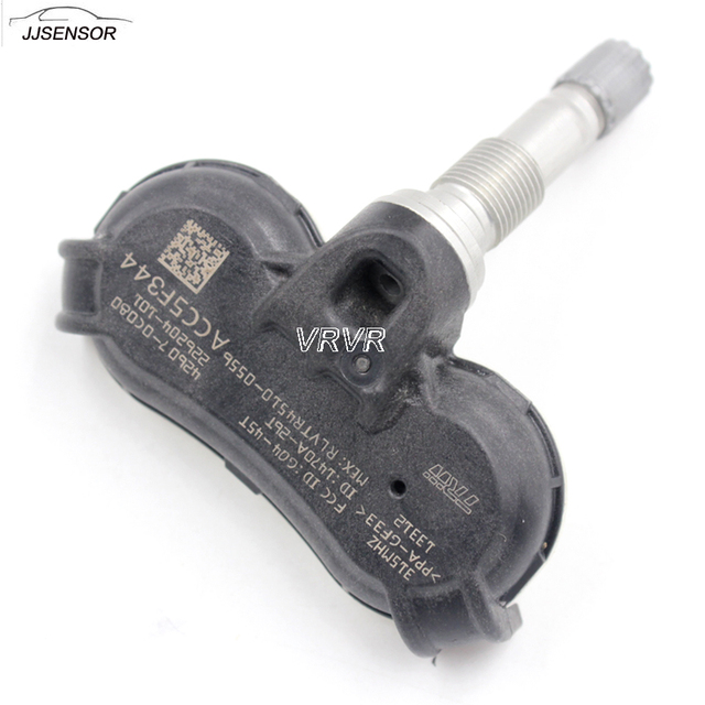 Yaopei комплект из 4 оригинальный TPMS 42607-0c080 для Toyota Tundra Venza шин Датчики давления