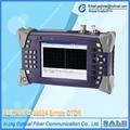 Quebra de fibra RUIYAN Simples para encontrar a falha tester RY-3303A OTDR 1310nm fonte de luz faixa de Medição 0 ~ 60 KM