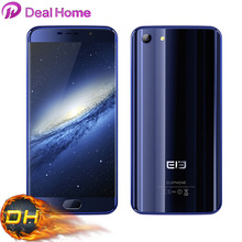 Original Elephone S7 MTK6797M Helio X20 Deca Core Mobile Phone 5.5 Inch Cell Phone 2G/4GRAM+32G/64G ROM S7 mini Touch ID