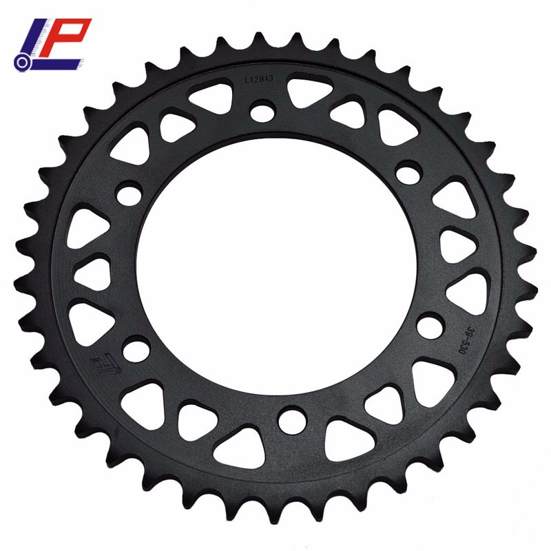 LOPOR Motorcycle Rear Sprocket For KTM 125 200 390 Duke RC chain 520 42t 45t casio w 211d 1a