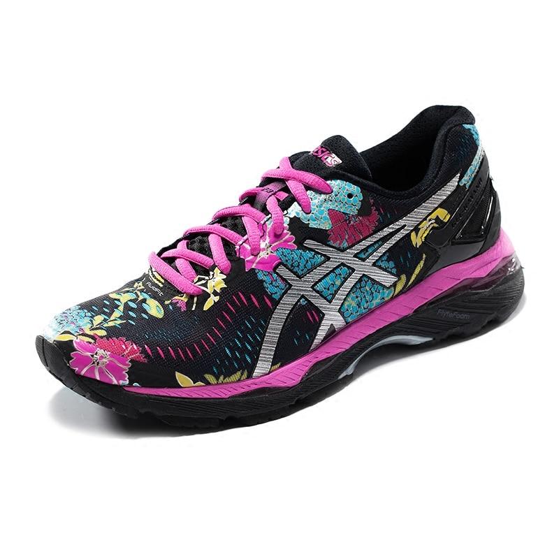 Originais ASICS GEL KAYANO 23 Almofada Estabilidade Running Shoes das  Mulheres Calçados Esportivos Tênis sapatas de Tênis Respirável Não slip em  Tênis de ... 5a9e938ac6d9b