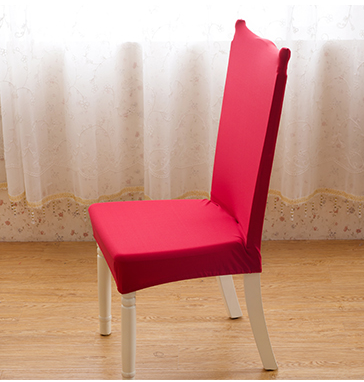 4 PCS Universal chair cover super elastic dinning chair cover ...