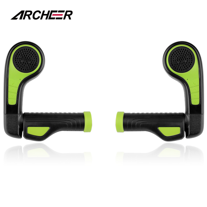 ARCHEER Bluetooth Wireless Cycling Speaker Portable Outdoor Waterproof Embedded HIFI Hands-free Loudspeaker Speaker For iPhone wireless bluetooth speaker cute mushroom waterproof sucker mini bluetooth speaker audio outdoor portable bracket for xiaomi ipad