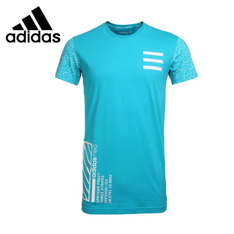 Original New Arrival 2017 Adidas NEO Label GRAPHIC Men's T-shirts short sleeve Sportswear original new arrival 2017 adidas neo label m sw tee men s t shirts short sleeve sportswear