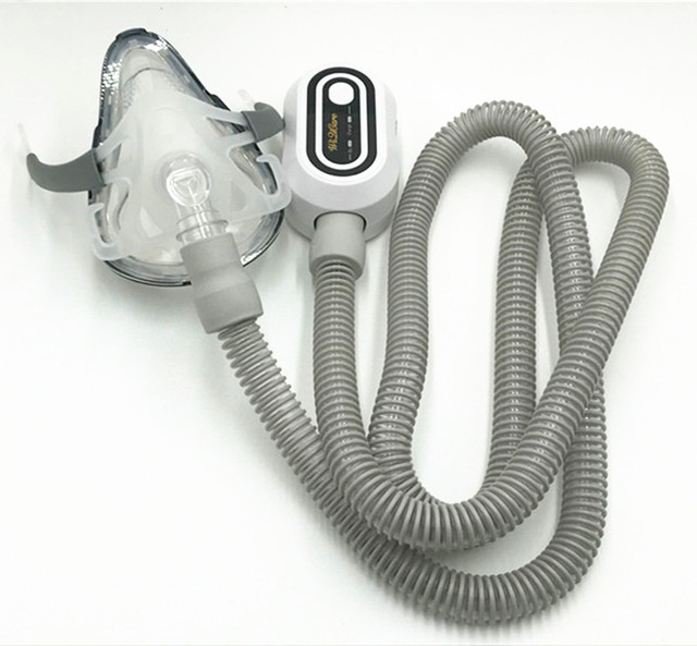 CPAP Disinfection Bag Respirator Nasal Full Face Mask Tubing Hose Sterilization Cleaning Use 6