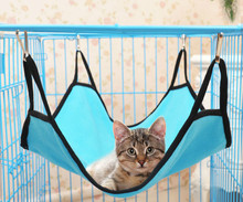 Cat hammock hanging cat litter nest summer new mat pet bed