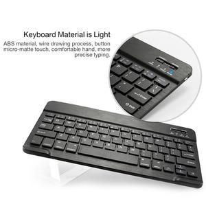 Image 5 - Чехол AROITA для планшета Samsung Galaxy Tab S5E 10,5 дюйма (SM T725/T720), съемный защитный чехол с беспроводной Bluetooth клавиатурой