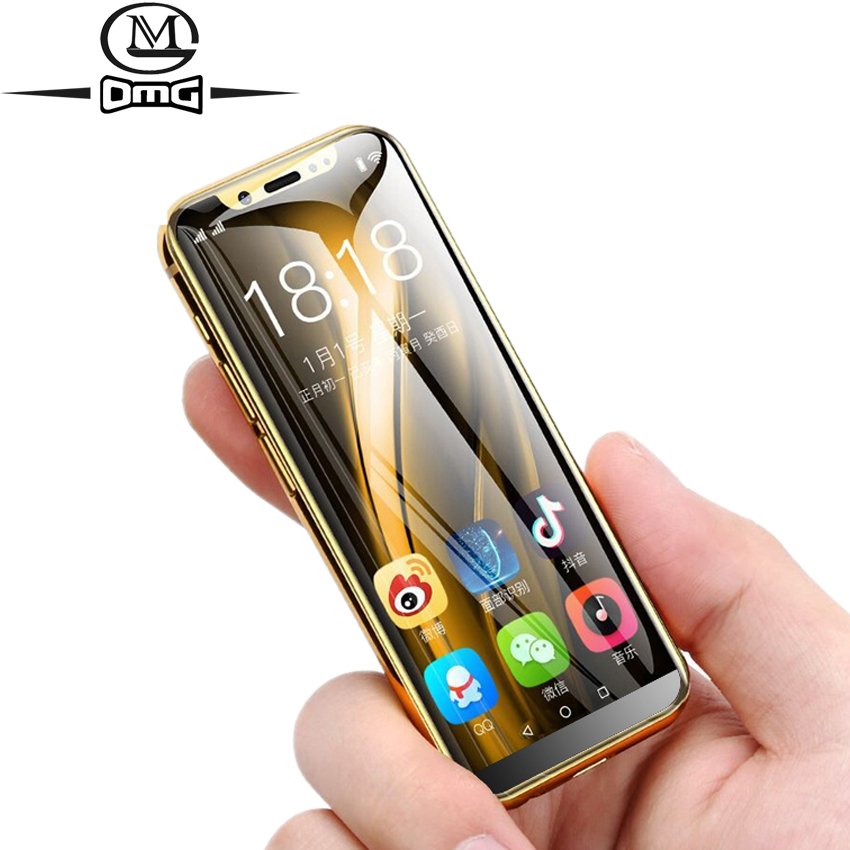 K-TOUCH I9 small phone 3.5' Unlocked mobile phone french android 8.1 4G smartphones telefone unlocked cell phones mini telephone