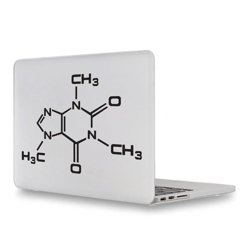 Caffeine Formula Decal Laptop Sticker for font b Apple b font font b Macbook b font
