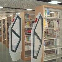 EM сигнализация для книги, школьная библиотека защита от кражи системы 2 шт. EAS системы для книги, библиотека контроля доступа