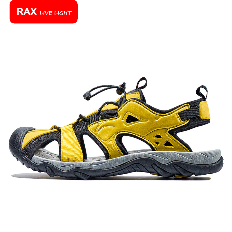 ФОТО RAX 2016 New Summer Breathable Hiking Walking Shoes Men Outdoor Hiking Shoes B Male Walking Shoes Man 62-5L358