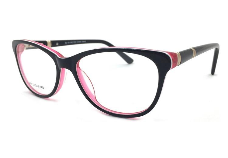 New Design Cateye Acetate Glasses Frame (12)