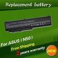 Аккумулятор Для ноутбука Asus A32-N50 A33-N50 N50 N5190NQY1B2000Y 90-NQY1B1000Y N51VNA1 N51VFX2 N51VNX1A N51VFA1 N50VCB3WM 4400 МАЧ