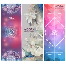 Портативное полотенце из микрофибры для йоги, впитывающее пот, противоскользящее одеяло для тренажерного зала, фитнеса, для похудения, для спортивных упражнений, коврик для йоги, полотенце для пилатеса, коврик