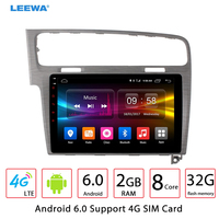 NEW 10 1 Inch Android 6 0 64bit Octa Core DDR3 2G 32G FDD 4G Car