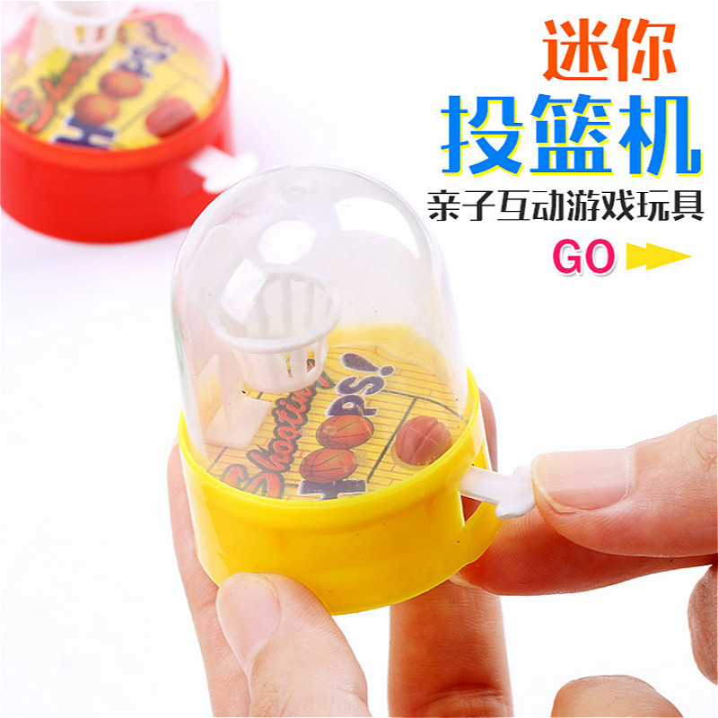 Novelty Products Toy Mini Shot Basketball Action Figure Funny Gadgets for Kids Toys Beauty