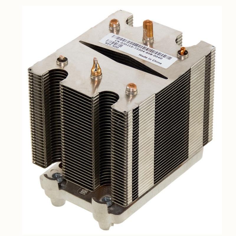 Server fan CPU HEATSINK 0JD210 490 T5400 For POWEREDGE SC1430 JD210 Server  CPU fan & heatsink