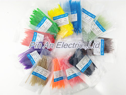 12 packs 12 colors 3 100 colorful cable tie nylon cable ties all sorts of color.jpg 250x250