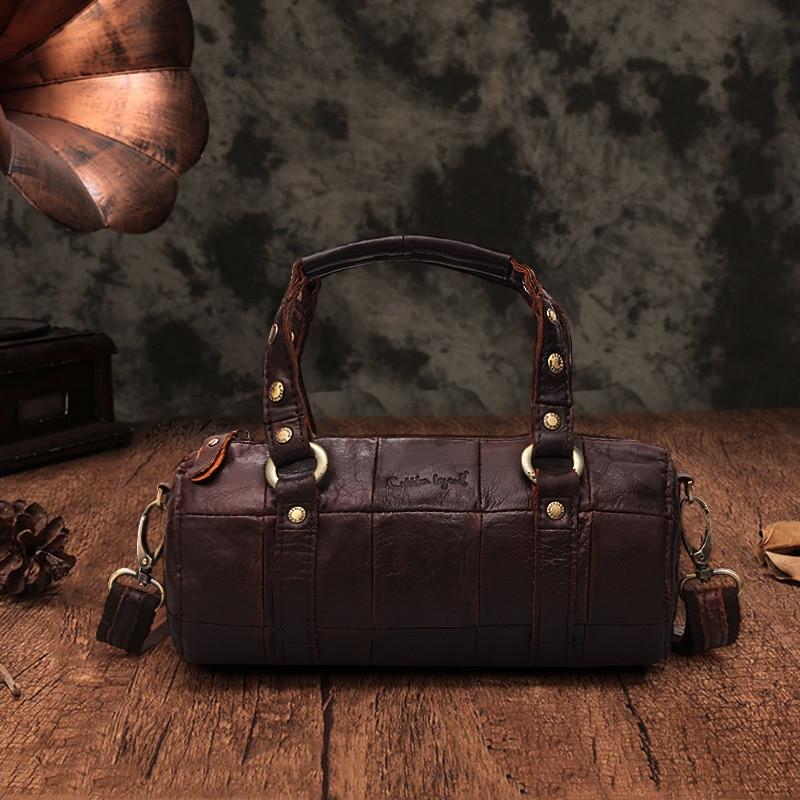 Cobbler Legend Genuine Leather Hign Quality Designer Luxury Womens Handbag Messenger Bag Women Bags