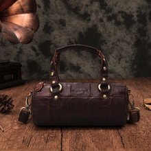цены Cobbler Legend Genuine Leather Hign Quality Designer Luxury Women's Handbag Leather Messenger Bag Luxury Women Bags Designer