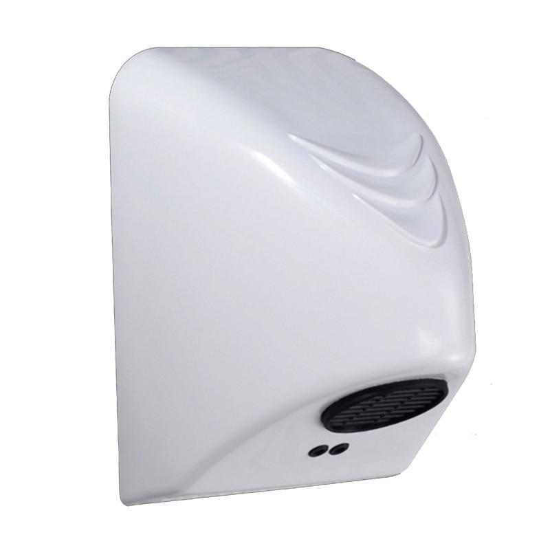 1000W Mini Automatic Hand Dryer Household Hotel Commercial Hand Dryer Automatic Infared Sensor Hands Drying Device 220-240V shanghai kuaiqin kq 5 multifunctional shoes dryer w deodorization sterilization drying warmth