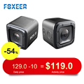 Foxeer Box 2 4 K 30Fps hd-камера 155 градусов ND фильтр FOVD supersuperon FPV экшн-камера для APP Phone Micro HDMI порт Радиоуправляемый Дрон