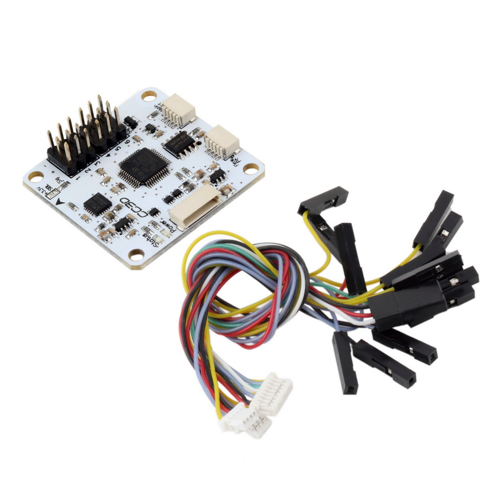 small resolution of professional openpilot self stabilizing cc3d flight controller staight pin stm32 32 bit flexiport for multirotor