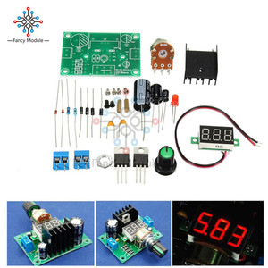 New DIY Kit Electric LM317 Adj