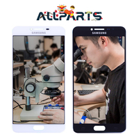 Warranty 5 7 AMOLED LCD For SAMSUNG Galaxy C7 LCD Display C7000 Touch Screen Digitizer Replacement