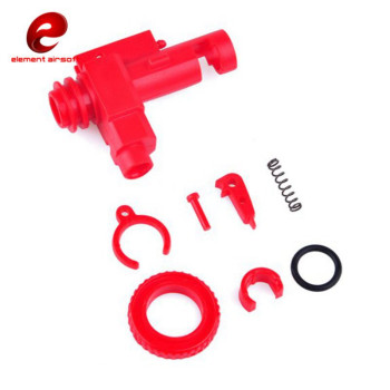 Element IN0804 Accurate M4 Hop Up Air Seal Chamber Set For Airsoft M4 AEG vulpo 3pcs lot high strength plastic double o ring air seal m4 nozzle cross style for airsoft aeg m4 hunting accessories