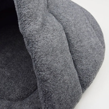 Dog Bed for Small Dogs Soft Fleece Pet Cat Bed Cave Cute Slipper Shape Sleeping Bags Warming Small Pet Puppy Cat Nest Bed
