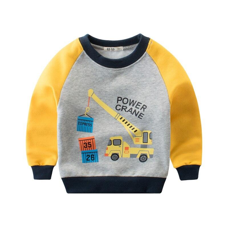 2-7y Mädchen Sweatercoat Jungen Mäntel Kinder Pullover Baby Mantel Marke Mädchen Outwear Winter Herbst Mantel Kleidung Kleinkind T-shirts Vestidos