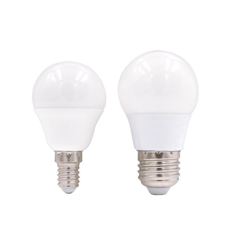 LED Bulb E27 E14 LED Lampada Ampoule Bombillas 3W 5W 7W 9W 12W 15W AC 220-240V LED Lamp SMD 2835 Warm White Cold White LED Light