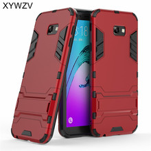 For Samsung Galaxy J4 Plus Case Armor Rubber Hard Back Phone Cover J415 Capa