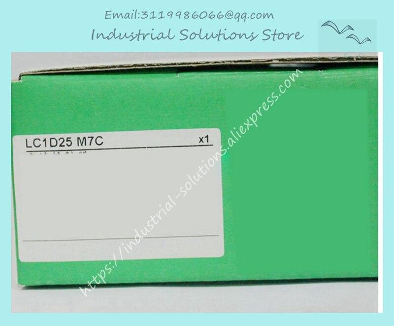Contacteur LC1D25M7C AC220V LC1-D25M7C nouveau spot dorigineContacteur LC1D25M7C AC220V LC1-D25M7C nouveau spot dorigine