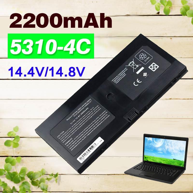 2200mAh Li-lon Laptop Battery For HP ProBook 5310m 5320m 538693-271 BQ352AA AT907AA#ABA 538693-961 FL04 HSTNN-DB0H AT907AA