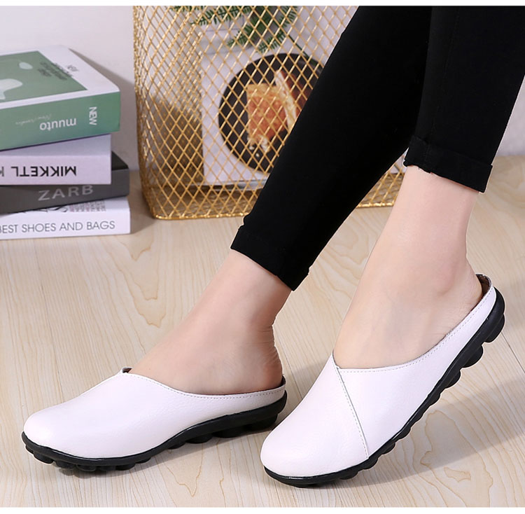 AH 9918-2018 New Women Flats Loafers Shoes-15