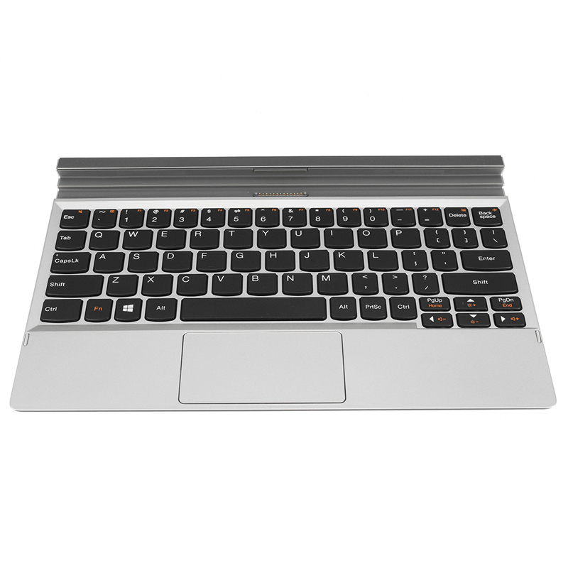 Pour Lenovo Miix 2 Ordinateur Portable Tablet Clavier Dock K610 Nouveau 10 pouces Tablet Clavier Cas Pour Lenovo Avec Topcase et TrackPad