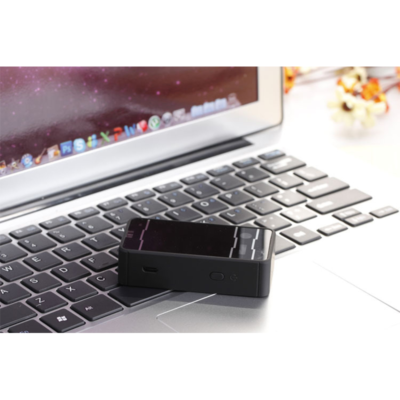 New F1 laser projection virtual keyboard Bluetooth laser projection voice broadcast Bluetooth speaker mouse function in Keyboards from Computer Office