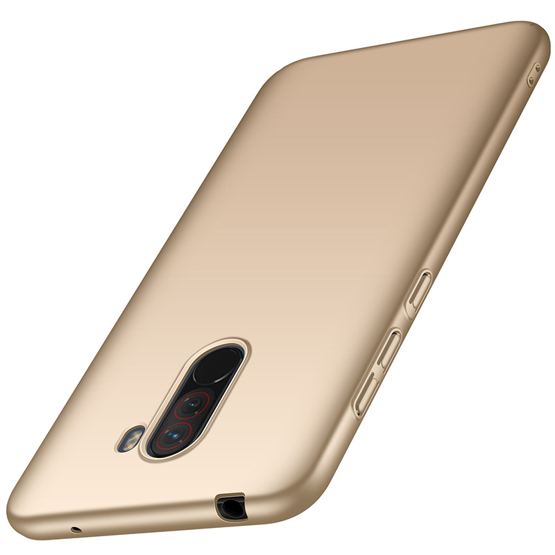 For-Xiaomi-Pocophone-F1-Case-Hard-Matte-Back-Cover-Pocofone-Poco-F1-Slim-Shockproof-Skin-Single (8)