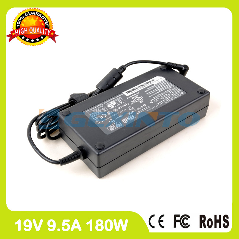 19V 9 5A 180W Laptop Charger Ac Power Adapter ADP 180HB B For MSI GT683 GT683s