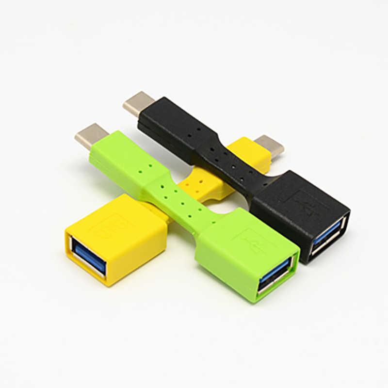 جديد-أدنى سعر USB-C 3.1 نوع C الذكور إلى USB 3.0 مهائي كابلات وتغ مزامنة بيانات شاحن كابل شحن لهواتف سامسونج الهاتف المحمول adapte
