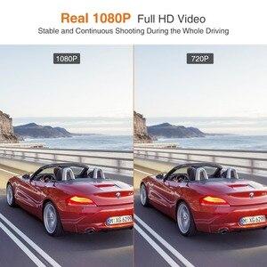 Image 5 - ThiEYE Dash Cam Safeel Bằng Không DVR Xe Ô Tô Dash Camera REAL HD 1080P 170 Góc Rộng Cảm Biến G chế Độ đỗ xe Ô Tô Tự Động Đầu Ghi Hình