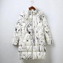 4XL 2016 женщин зимнее пальто куртки с капюшоном очень большие Случайные Женская мода Куртка красный вниз и ветровки Женские Пальто Куртка Плюс размер