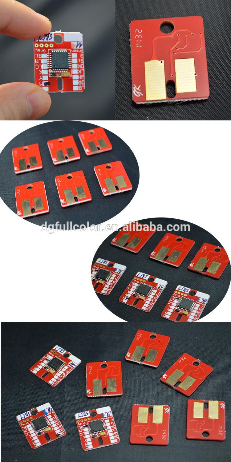 ФОТО Stable  Mimaki LF 140 Ink Cartridge Permanet Chip for UJF 3042 6042 JFX 1631 UJV 160