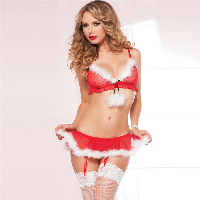 Christmas Sexy Erotic Lingerie Intimates Adult Women Nurse Fancy Dressed Temptation Erogenous Costume Cosplay Outfit Sex Set A20