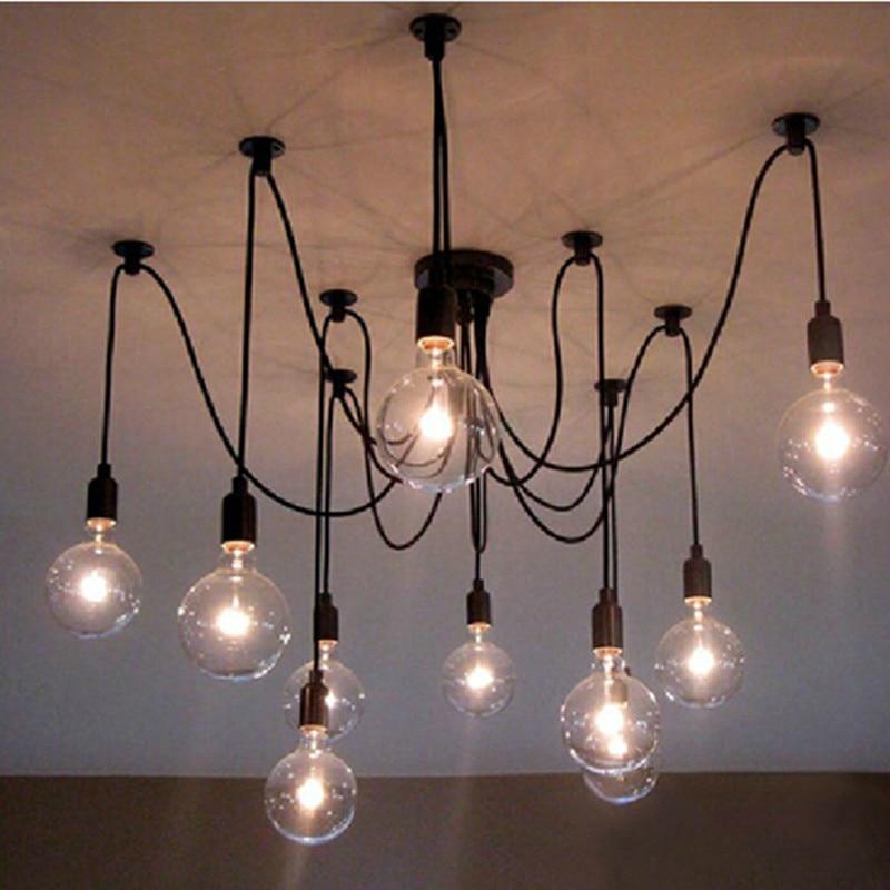 modern chandelier led vintage ceiling lamp for dinning room